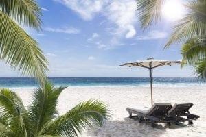Lower Keys Rentals Vacation image of beach