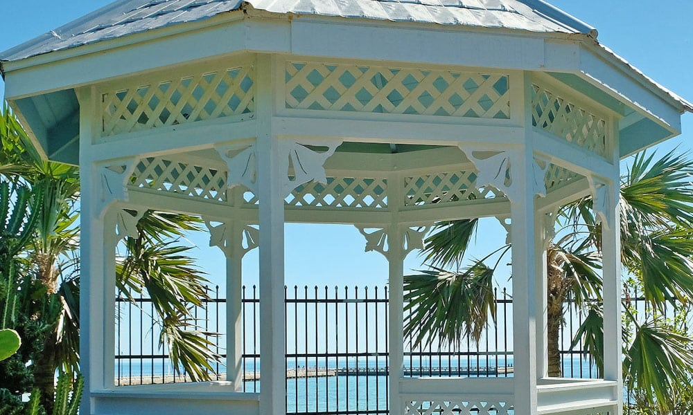 Gazebo - Rentals Florida Keys