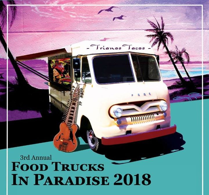 Food Truck In Paradise Key West